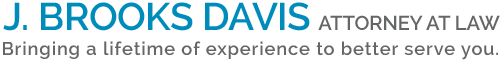 J. Brooks Davis, Attorney at Law logo